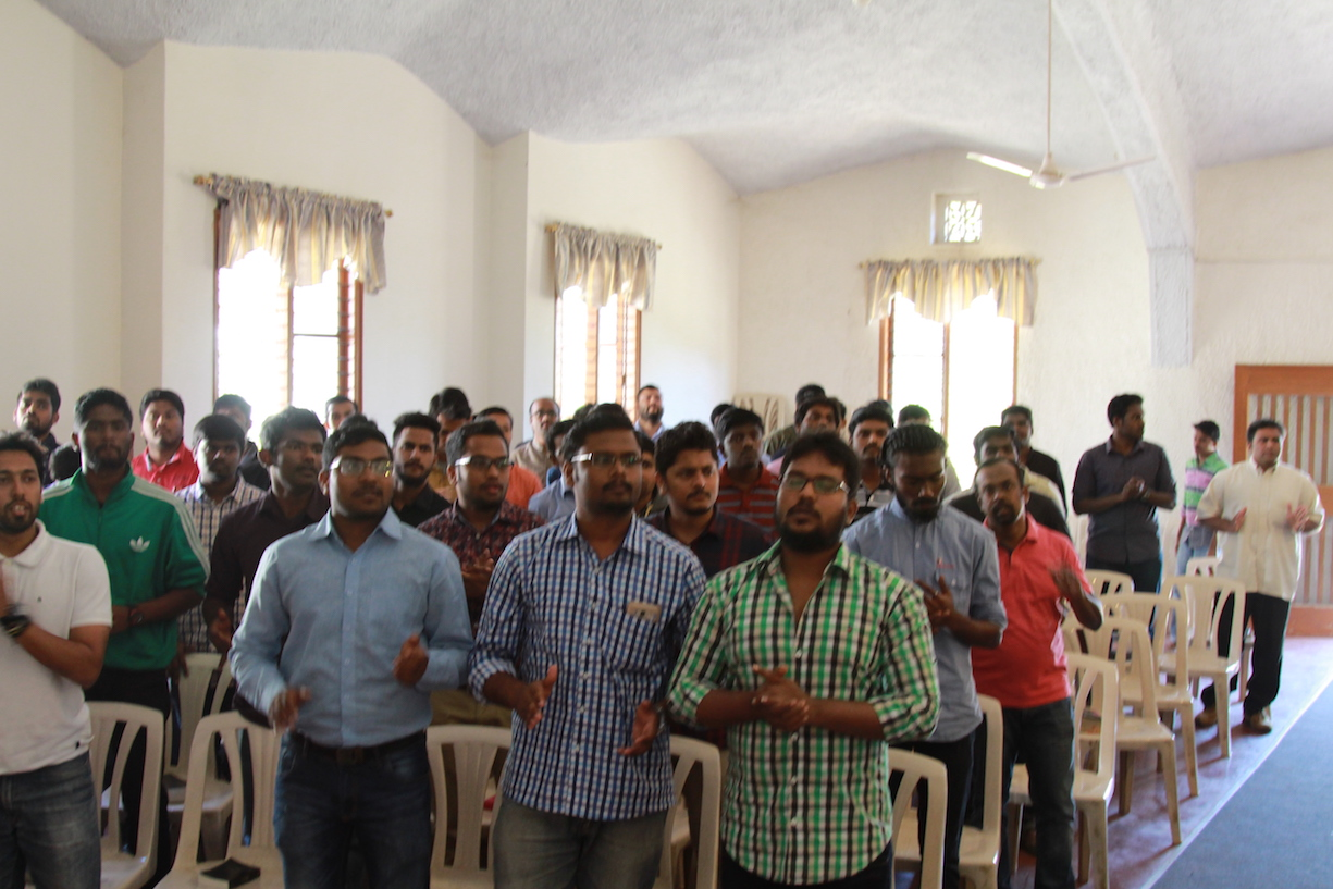 Southern Asia Bible College – Developing Generations of
